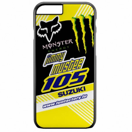 Coque motocross X-Treme1 jaune