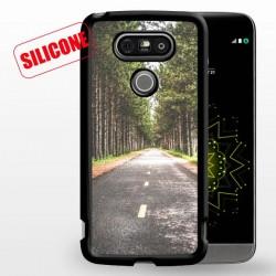 coque silicone LG 5