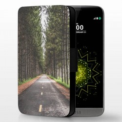LG G5 Lederetui Gestalten