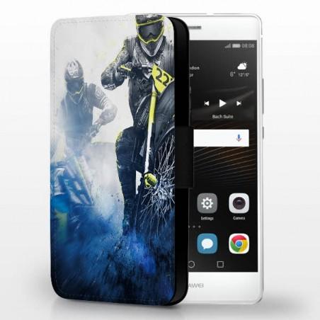 Huawei P9 lite Lederetui