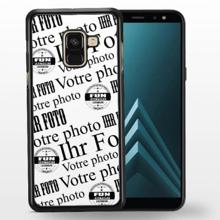 coque silicone galaxy A6