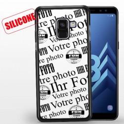 Galaxy A8 (2018) Silikonhülle gestalten