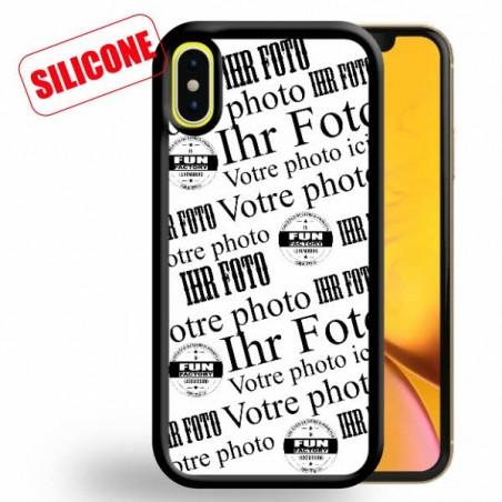 iPhone XR Silikon Hülle Gestalten