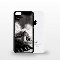 iPhone 5c Hülle gestalten schwarz