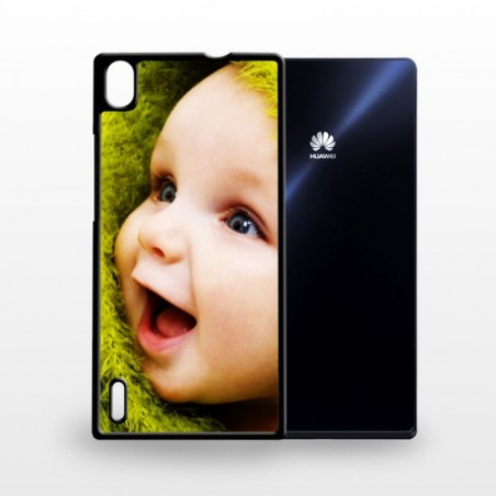 coque personnalisée huawei p7